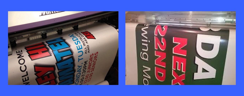 Large Format Digital Printing Slide 1