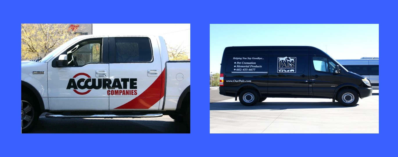 Vehicle  Wrap Slide 1